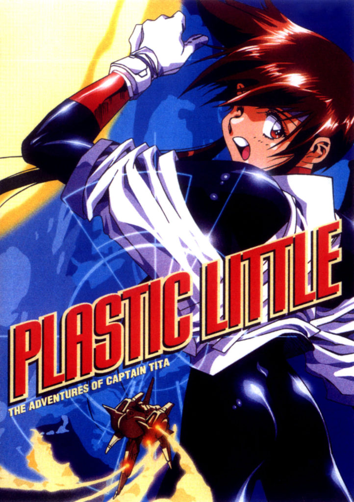 Captain Little (Plastic Little: The Adventures of Captain Tita)